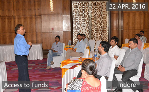 Access to Funds3 April 22th, 2016 - Indore