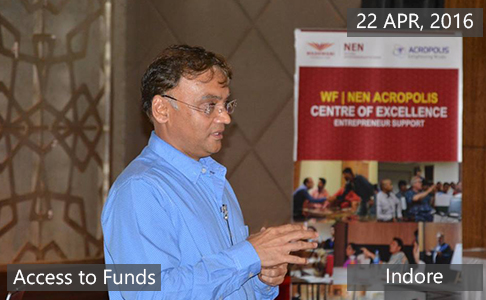Access to Funds2 April 22th, 2016 - Indore