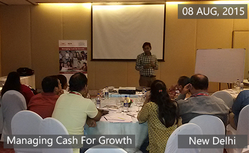 Managing Cash For Growth - Delhi