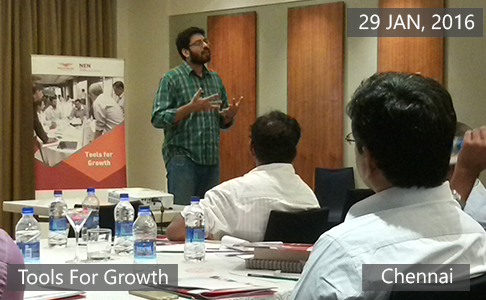 Tools For Growth - Chennai