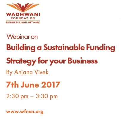 Building a sustainable funding strategy for your business