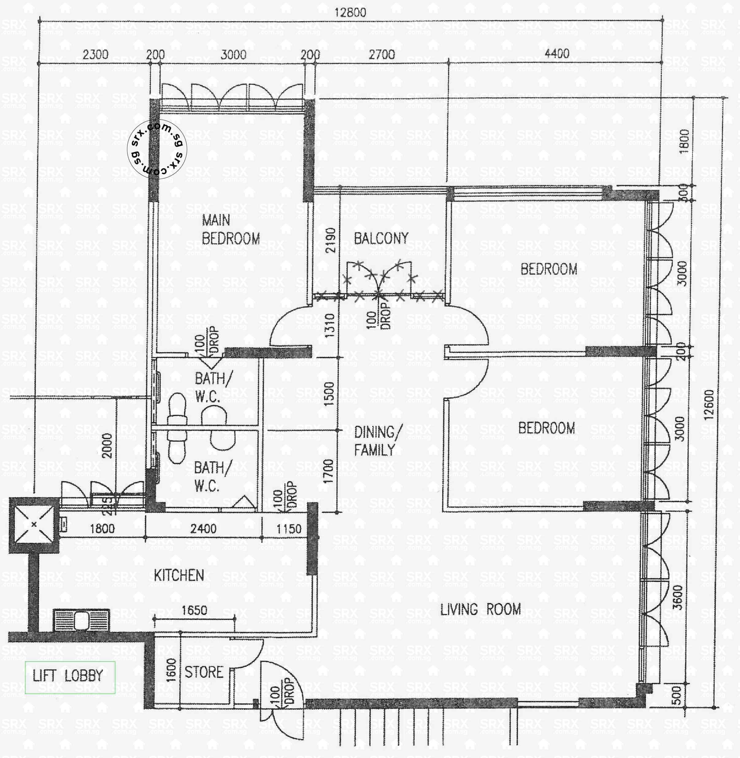 460 Ang Mo Kio Avenue 10 S 560460 Hdb Details Srx Property