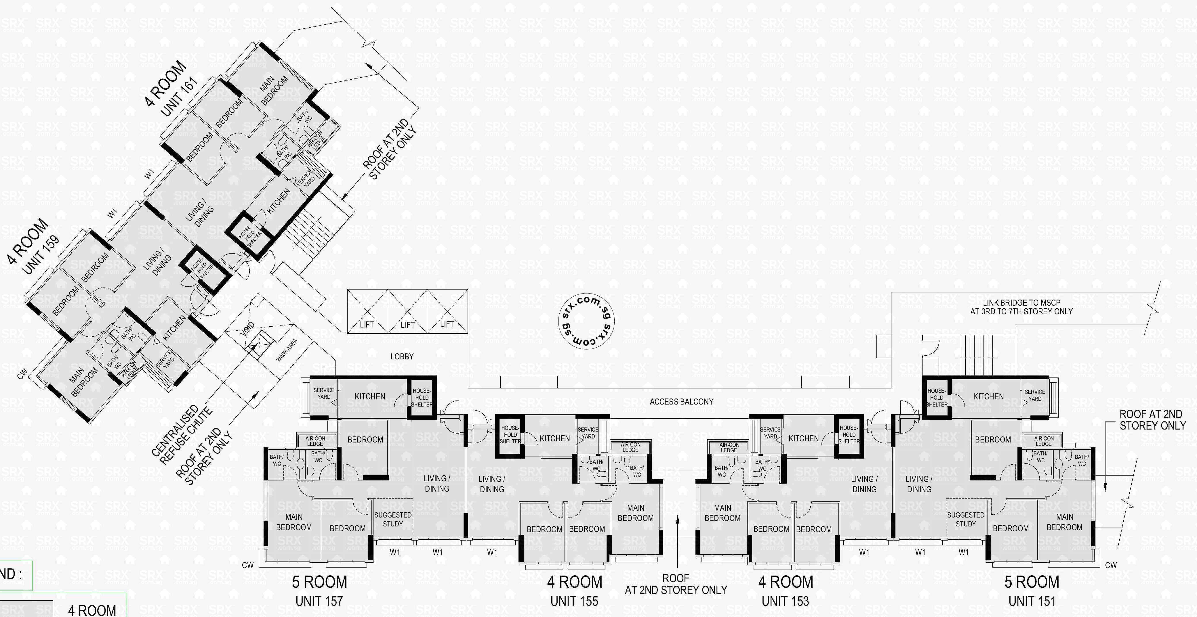 Ang Mo Kio Street 21 HDB Details
