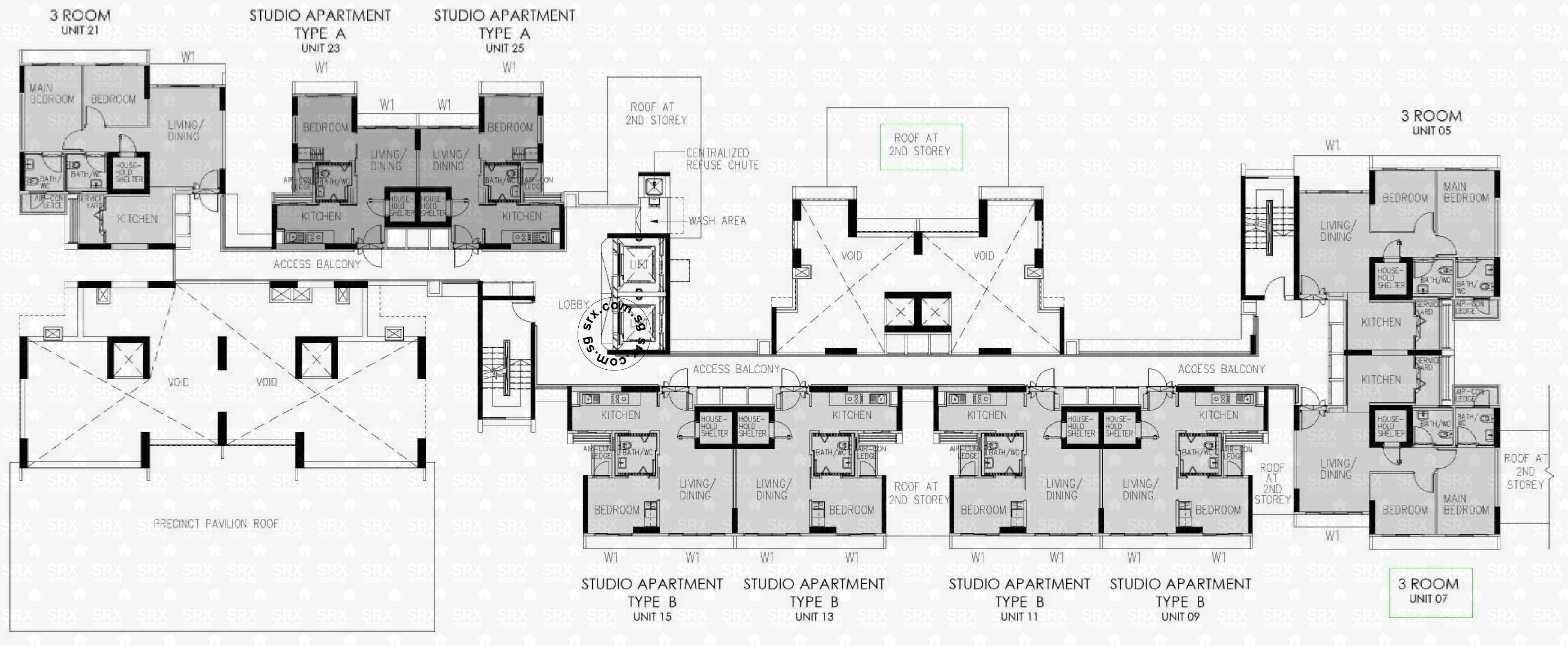 Ang Mo Kio Street 61 HDB Details