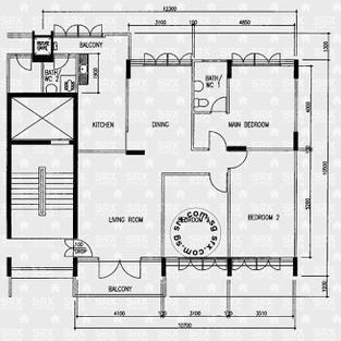 Blk 120 Bedok North Street 2 (Bedok), HDB 5 Rooms #831862