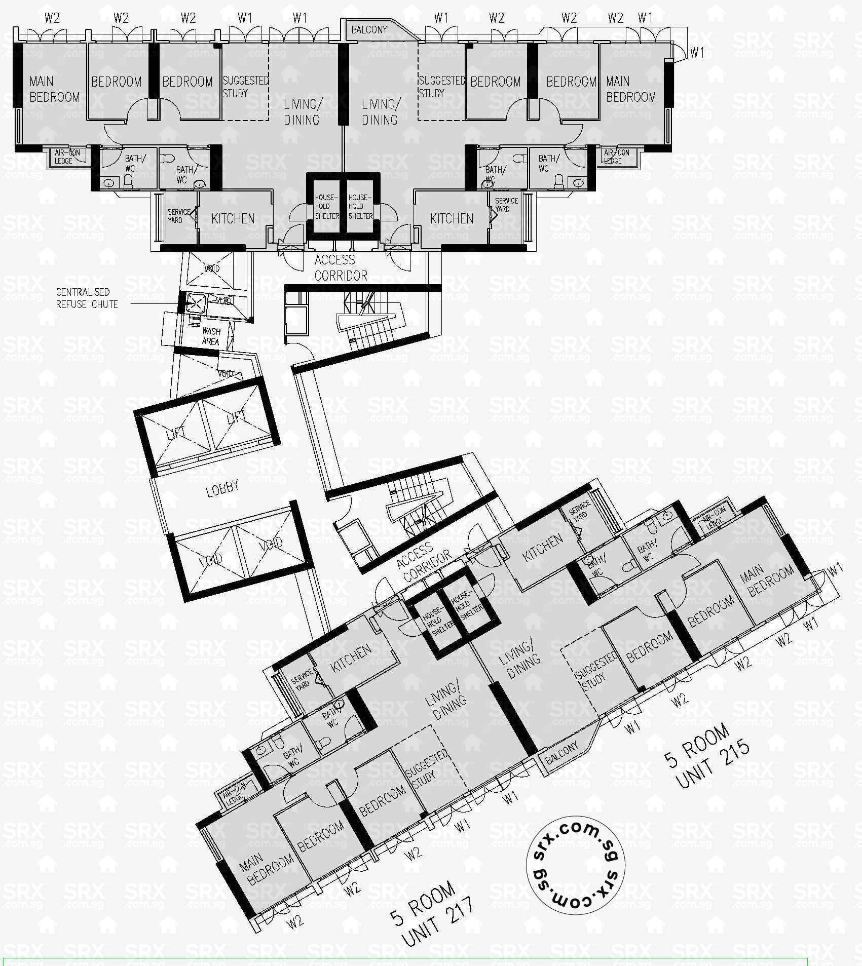 avenue  woodlands avenue  hdb details srx property floor plan  - bukit batok west avenue hdb details srx property