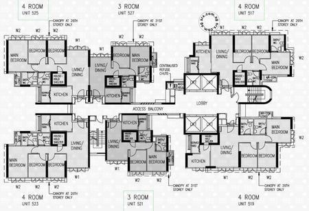 Blk 10A Tiong Bahru View (Bukit Merah), HDB 4 Rooms #460892