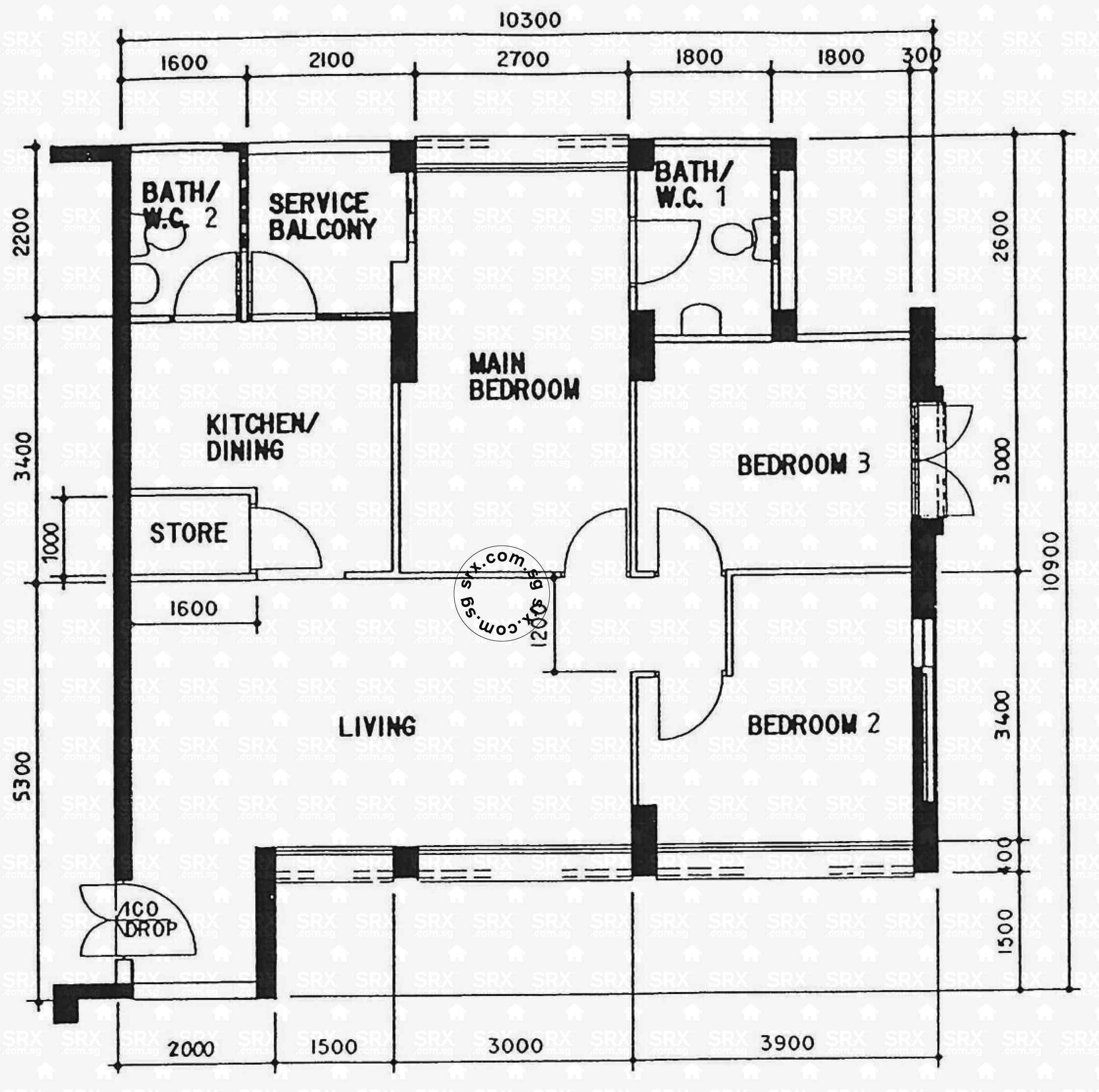 Jelapang Road Bukit Panjang Hdb 4 Rooms For Rent