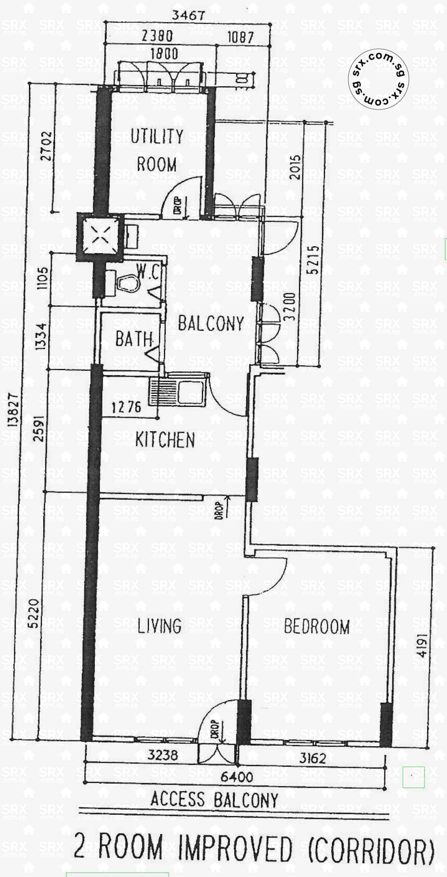 Upper cross street hdb details srx property for 1125 maxwell lane floor plans