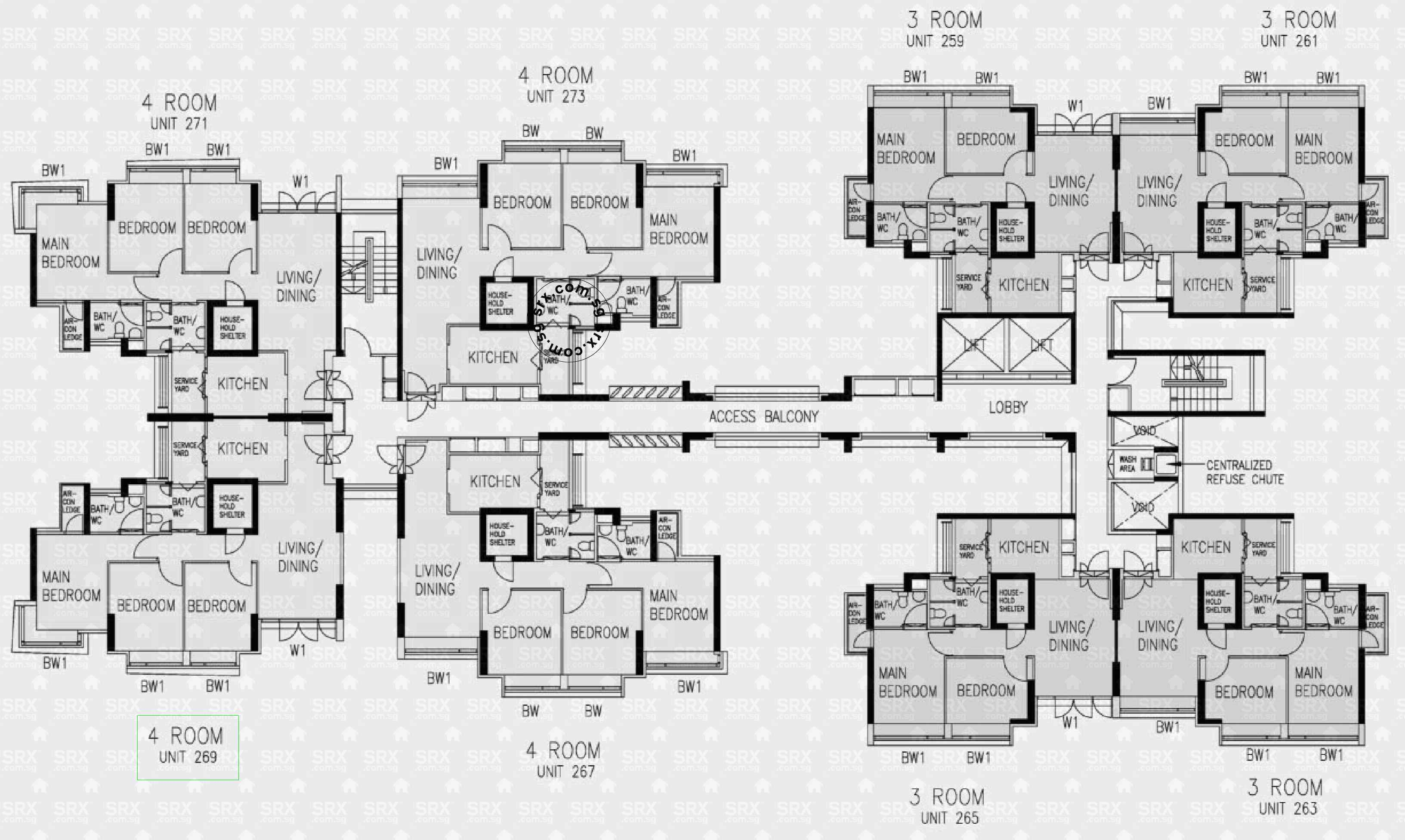 Casa Clementi Floor Plan - New Blog Wallpapers