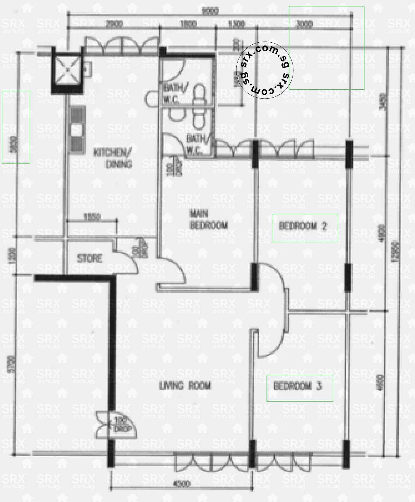 floor plans for hougang avenue 2 hdb details srx property