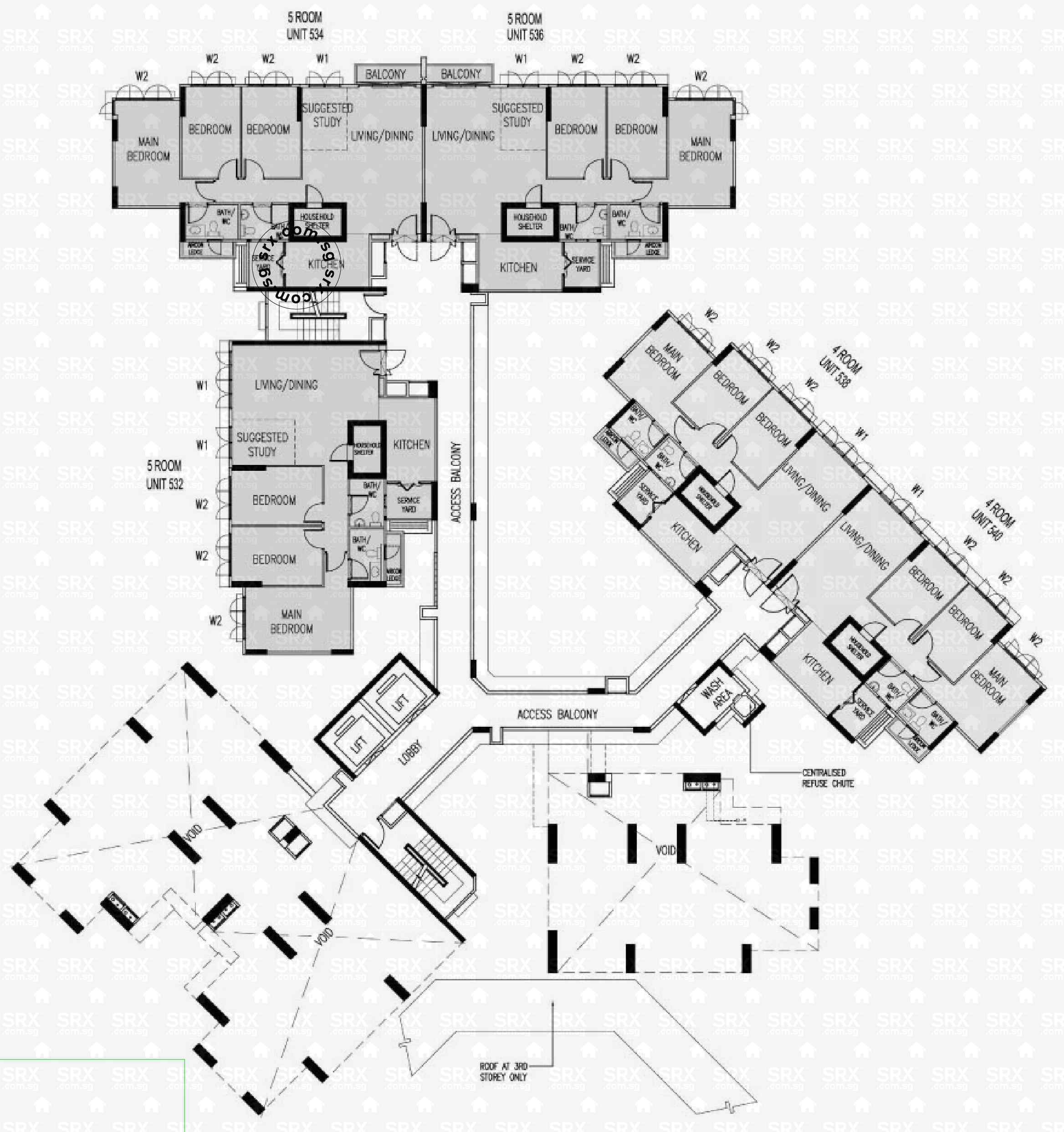 Upper Serangoon View Hdb Details Srx Property