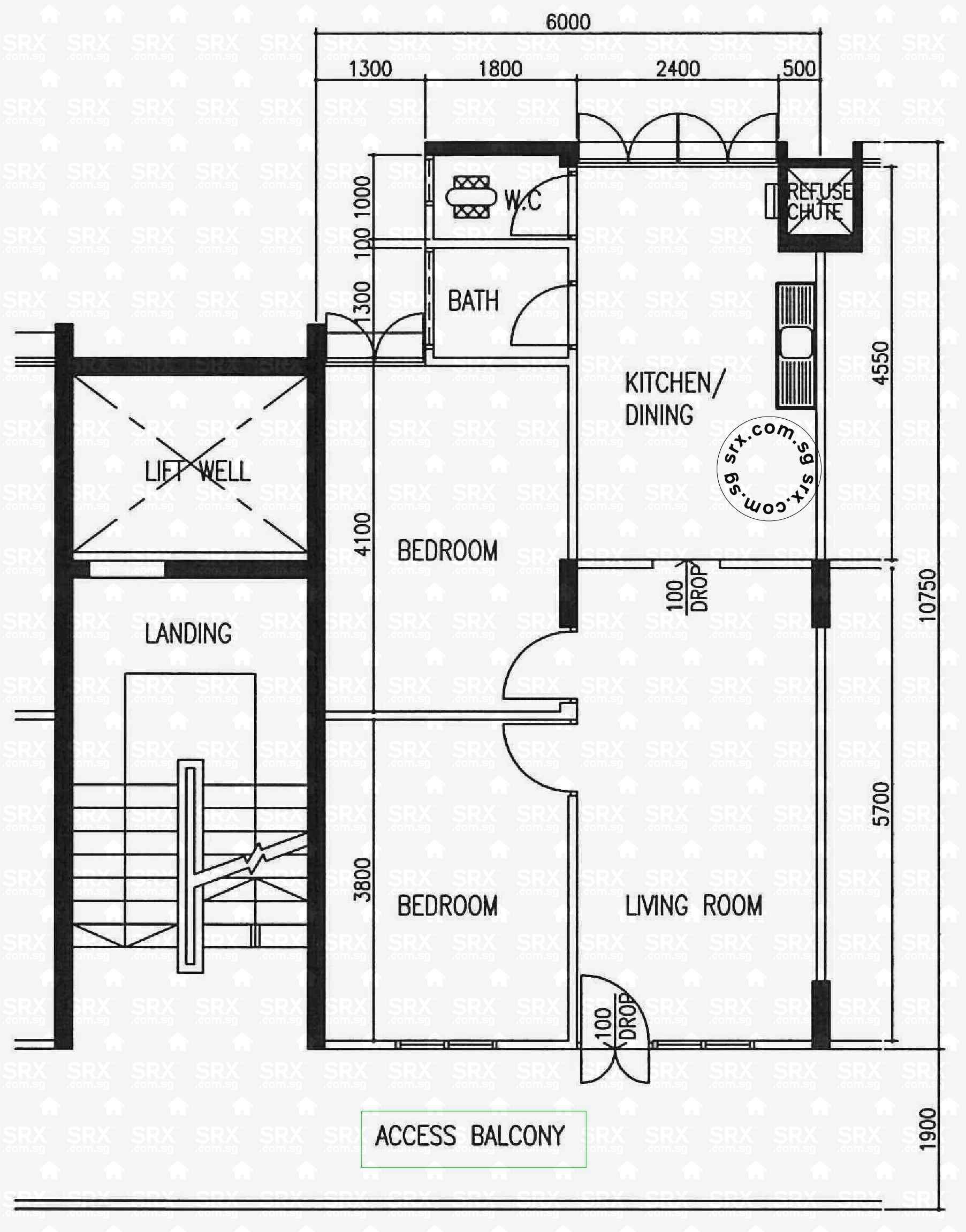 hougang street 51 hdb details srx property hougang avenue 4 hdb details srx property