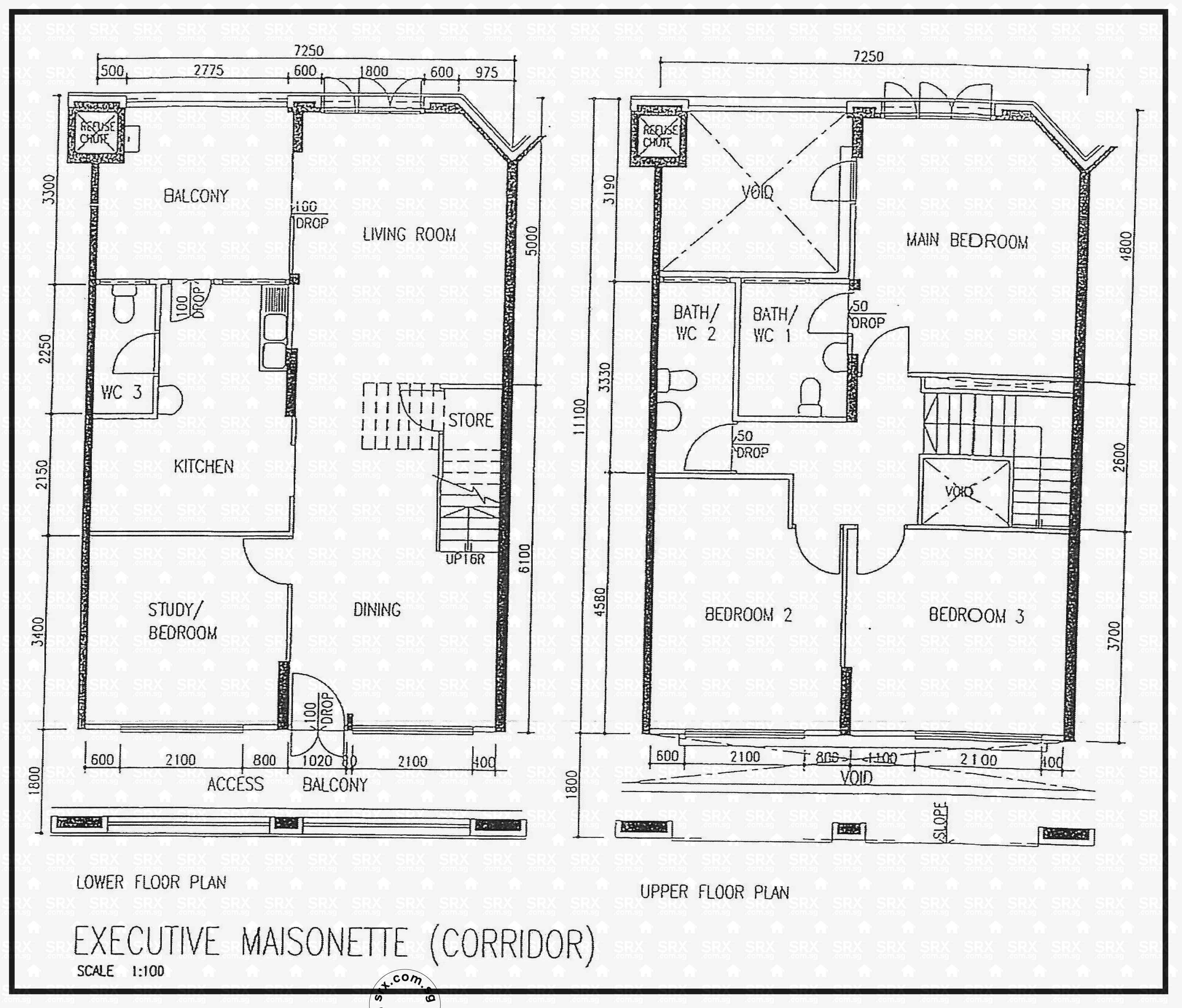 Floor Plans For Hougang Street 21 Hdb Details Srx Property