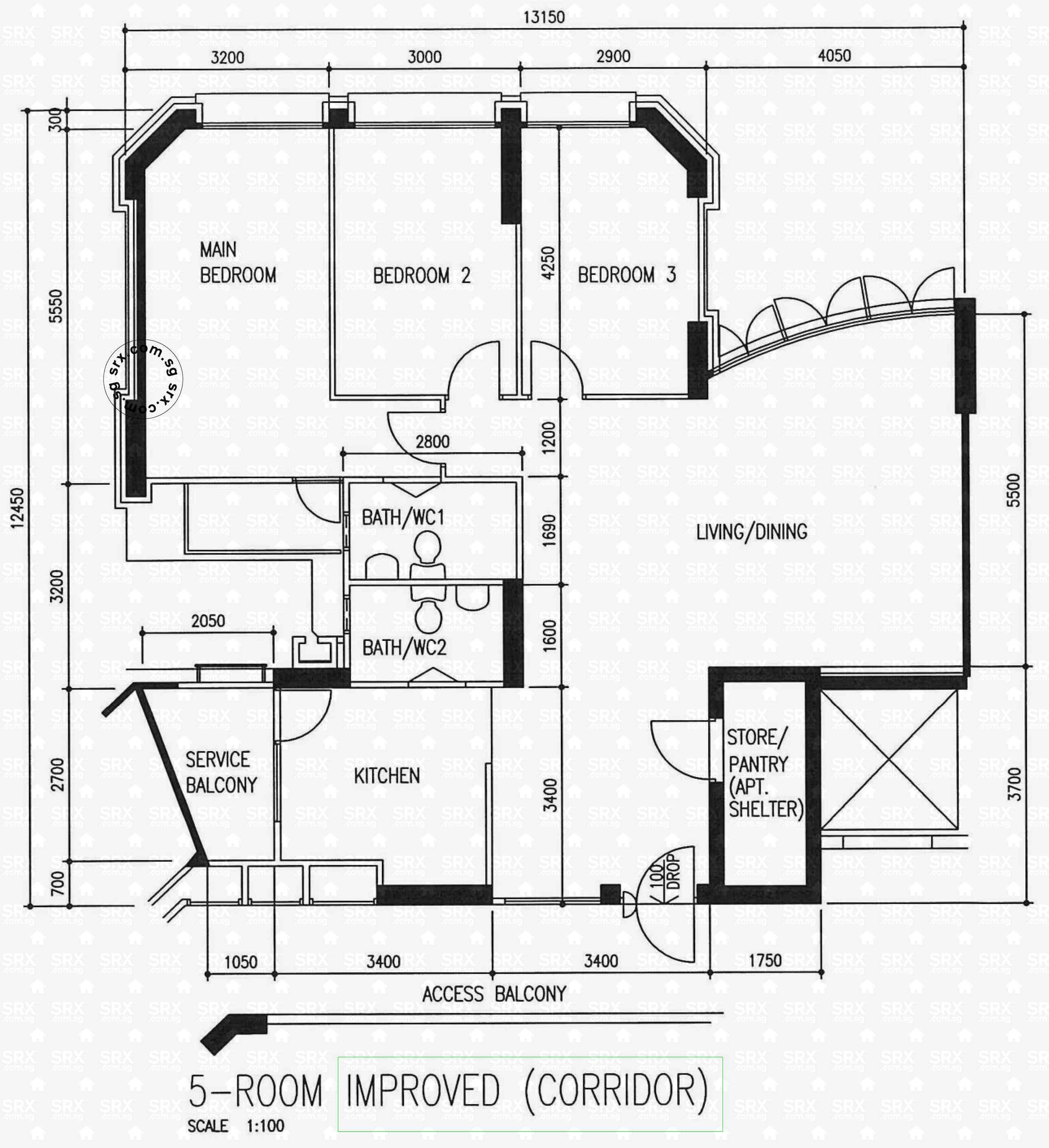hougang street 52 hdb details srx property hougang street 51 hdb details srx property