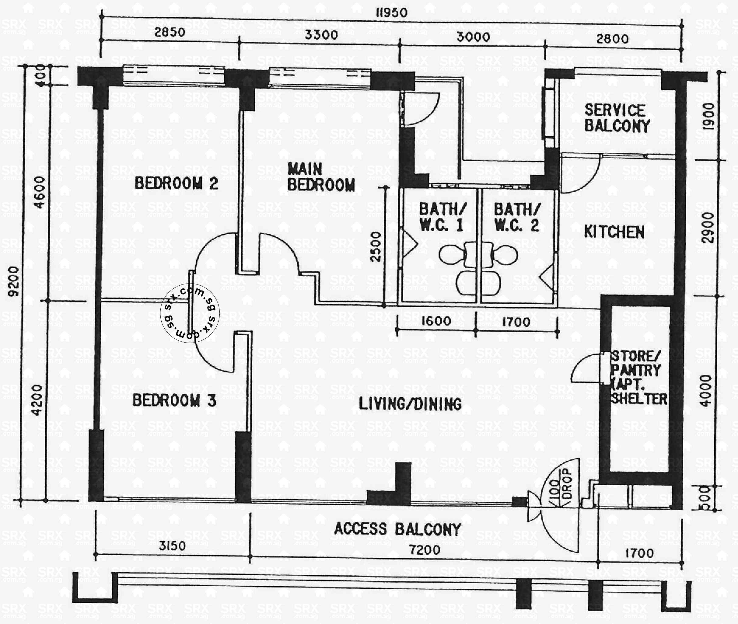 hougang street 91 hdb details srx property hougang street 52 hdb details srx property