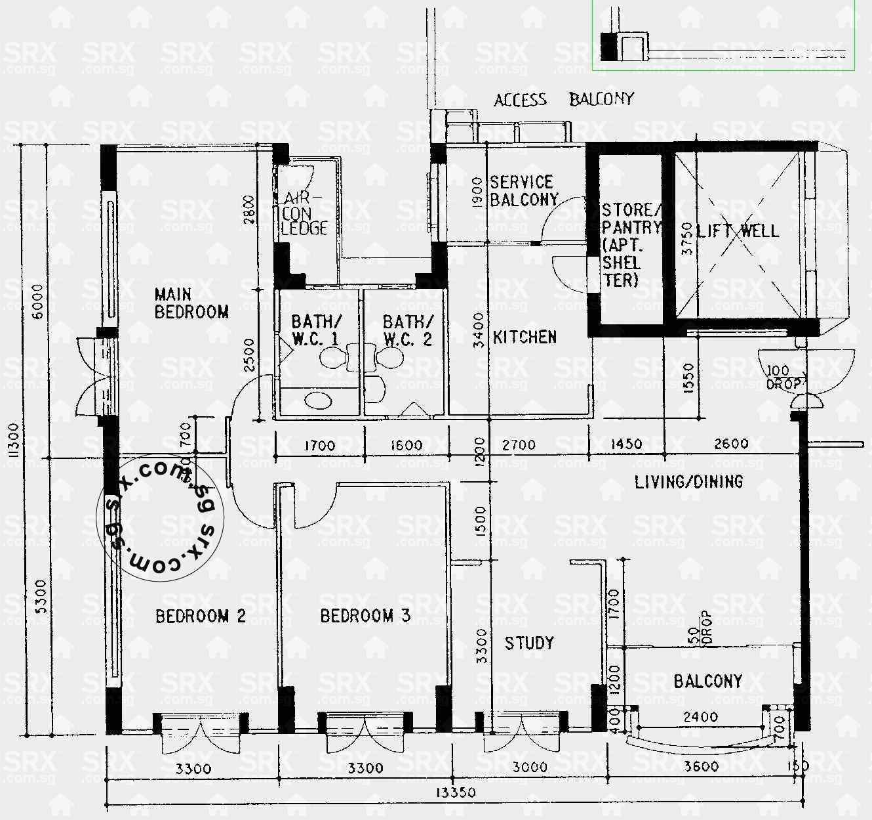 Jurong west street 65 hdb details srx property for Plan 65