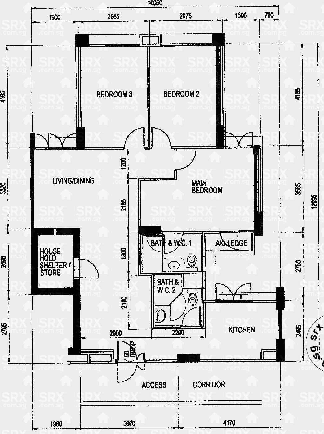 100 Mall Of Asia Floor Plan Gallery Chadstone