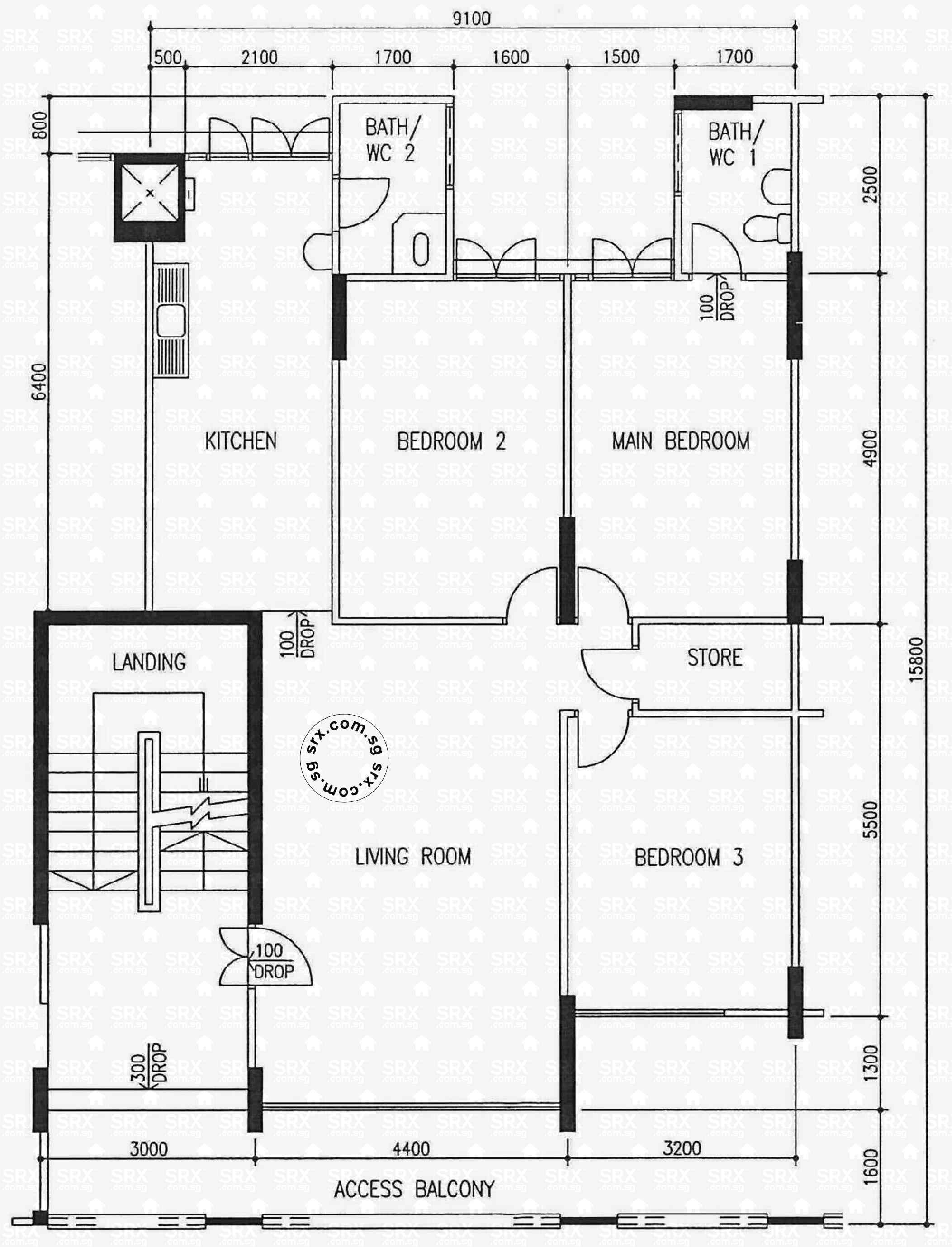 Jurong West Street 42 HDB Details - SRX Property