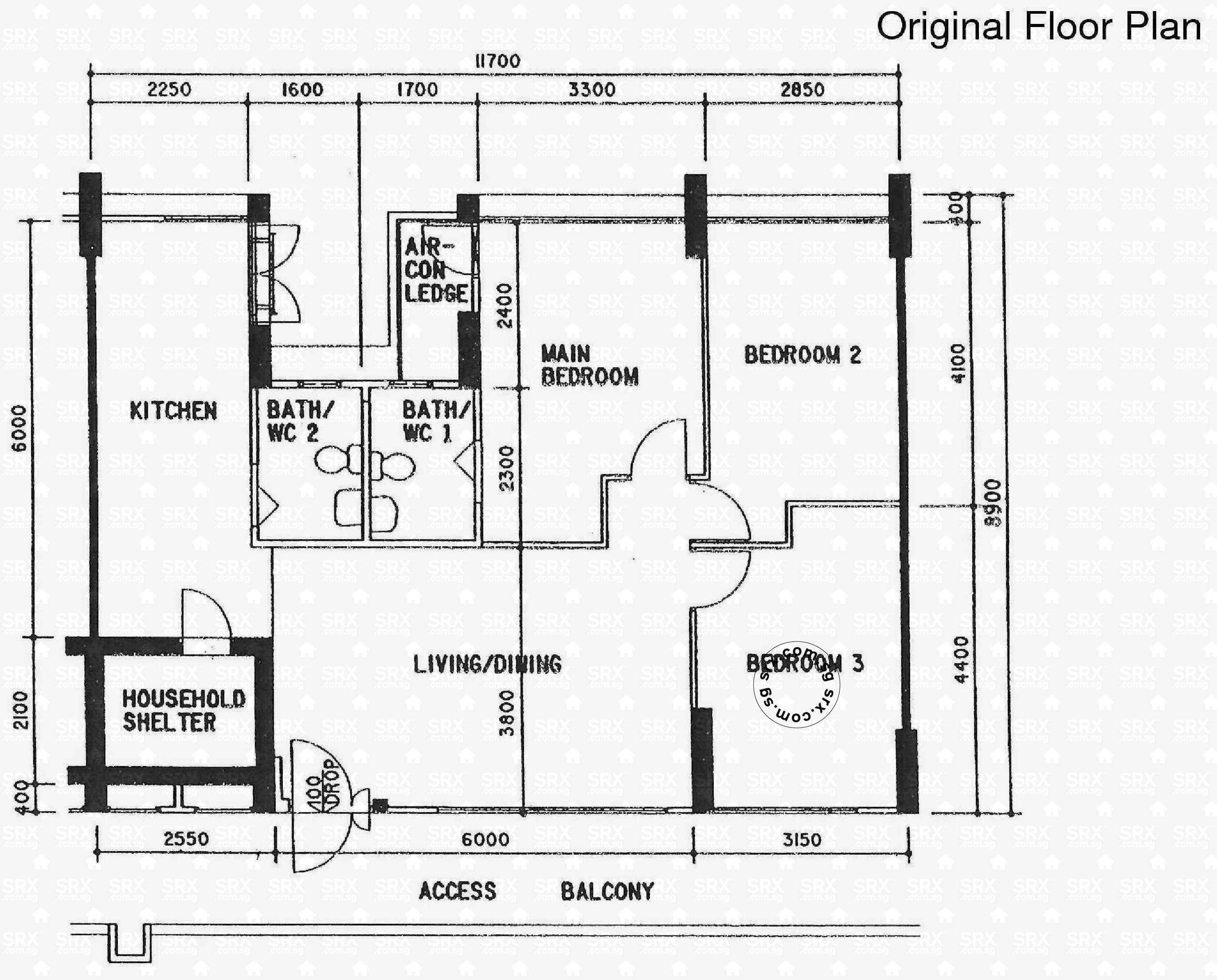 Floor Plans For Jurong West Street 65 HDB Details
