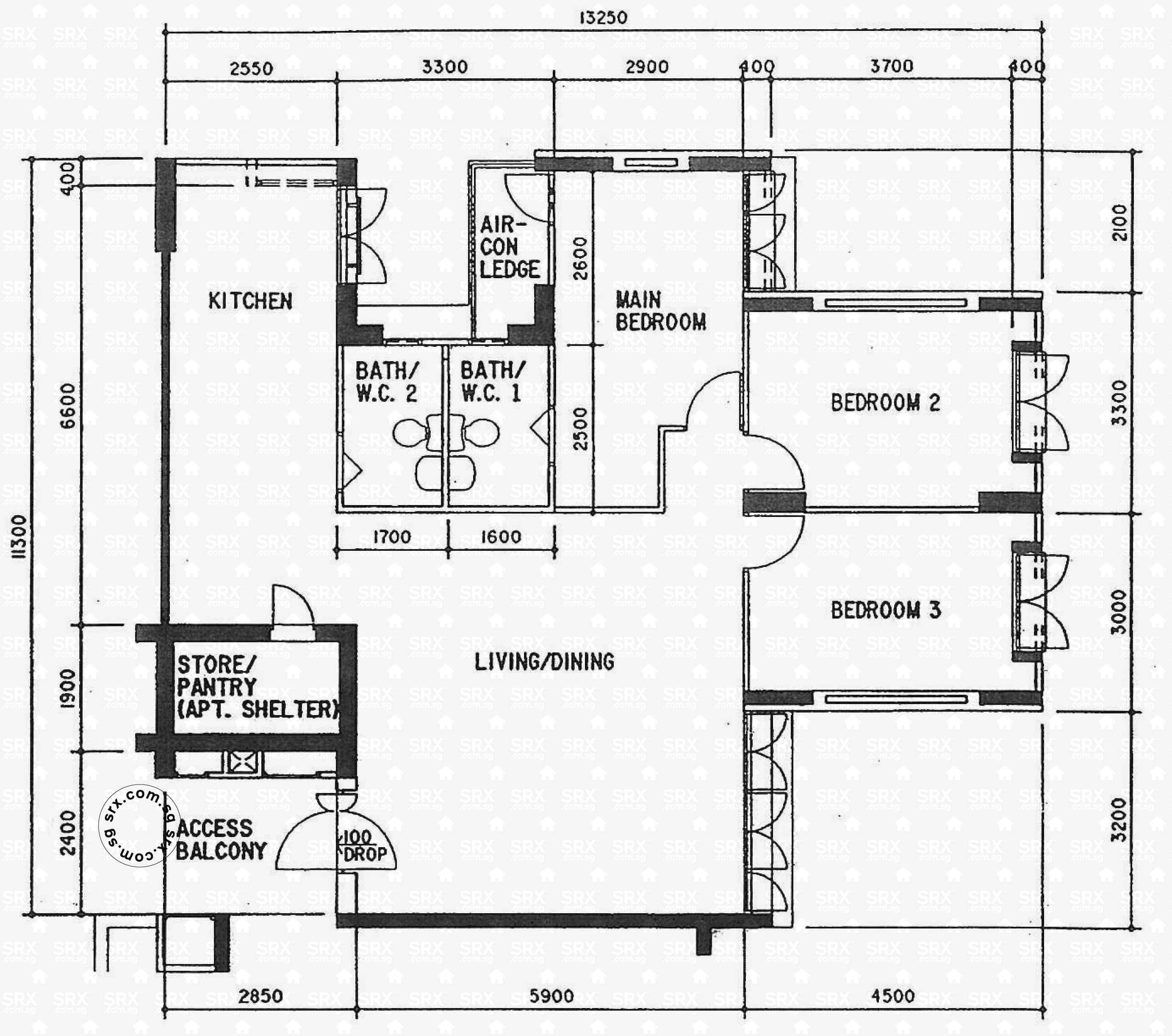 667a jurong west street 65 s 641667 hdb details srx for Plan 65