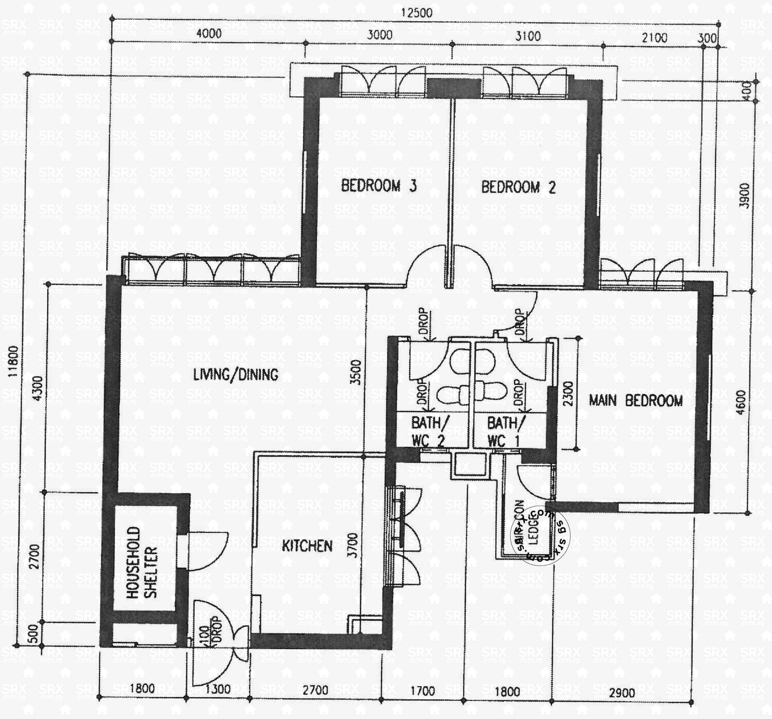 3d schematic plans
