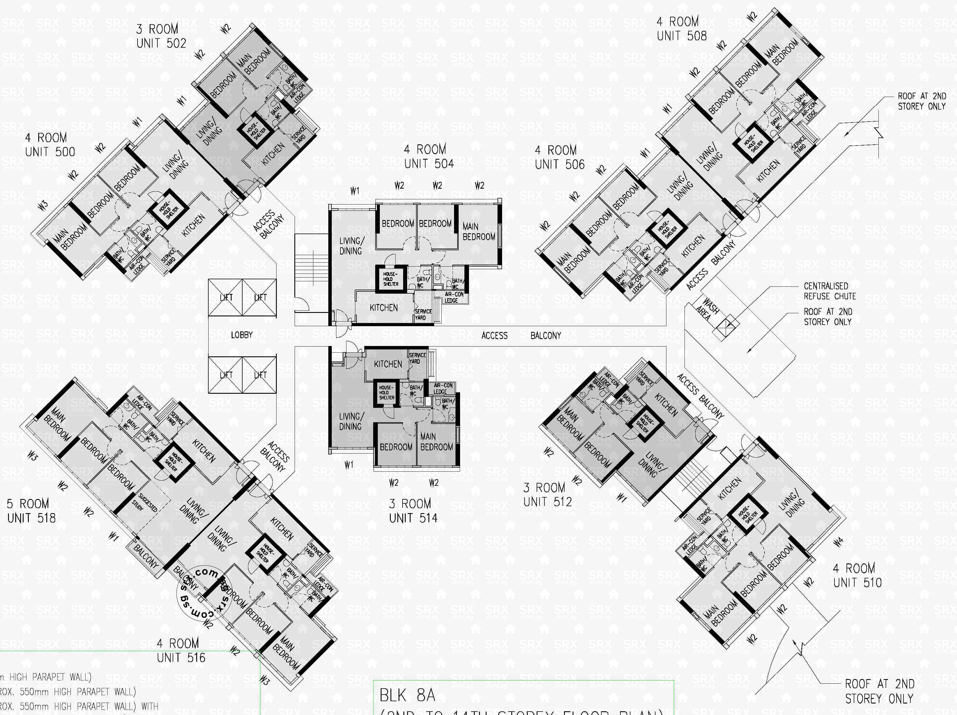 Phenomenal Floor Plans For Lorong Limau Hdb Details Srx Property Largest Home Design Picture Inspirations Pitcheantrous