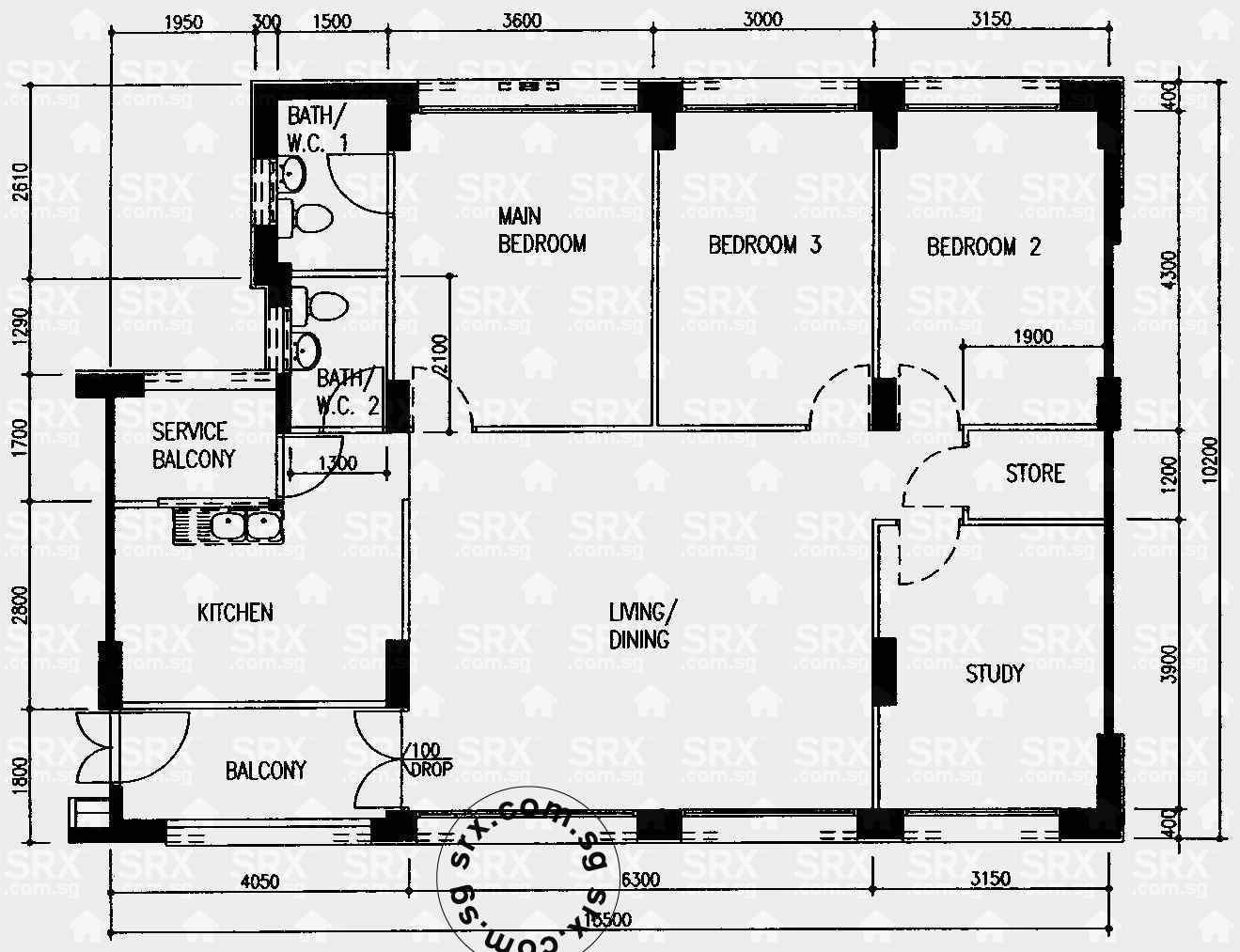 Pasir Ris Street 13 Hdb Details Srx Property