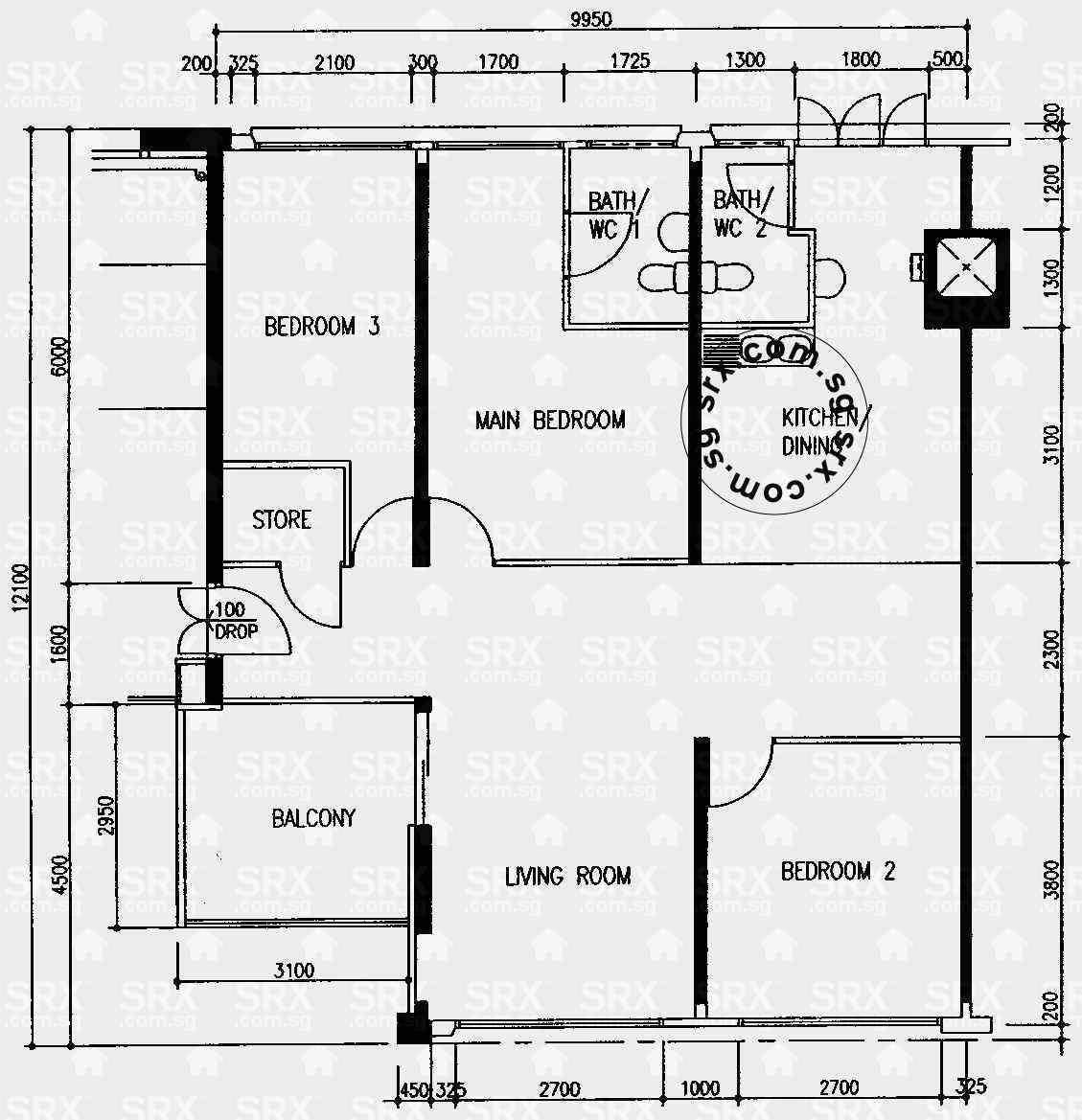 Pasir Ris  Room Flat