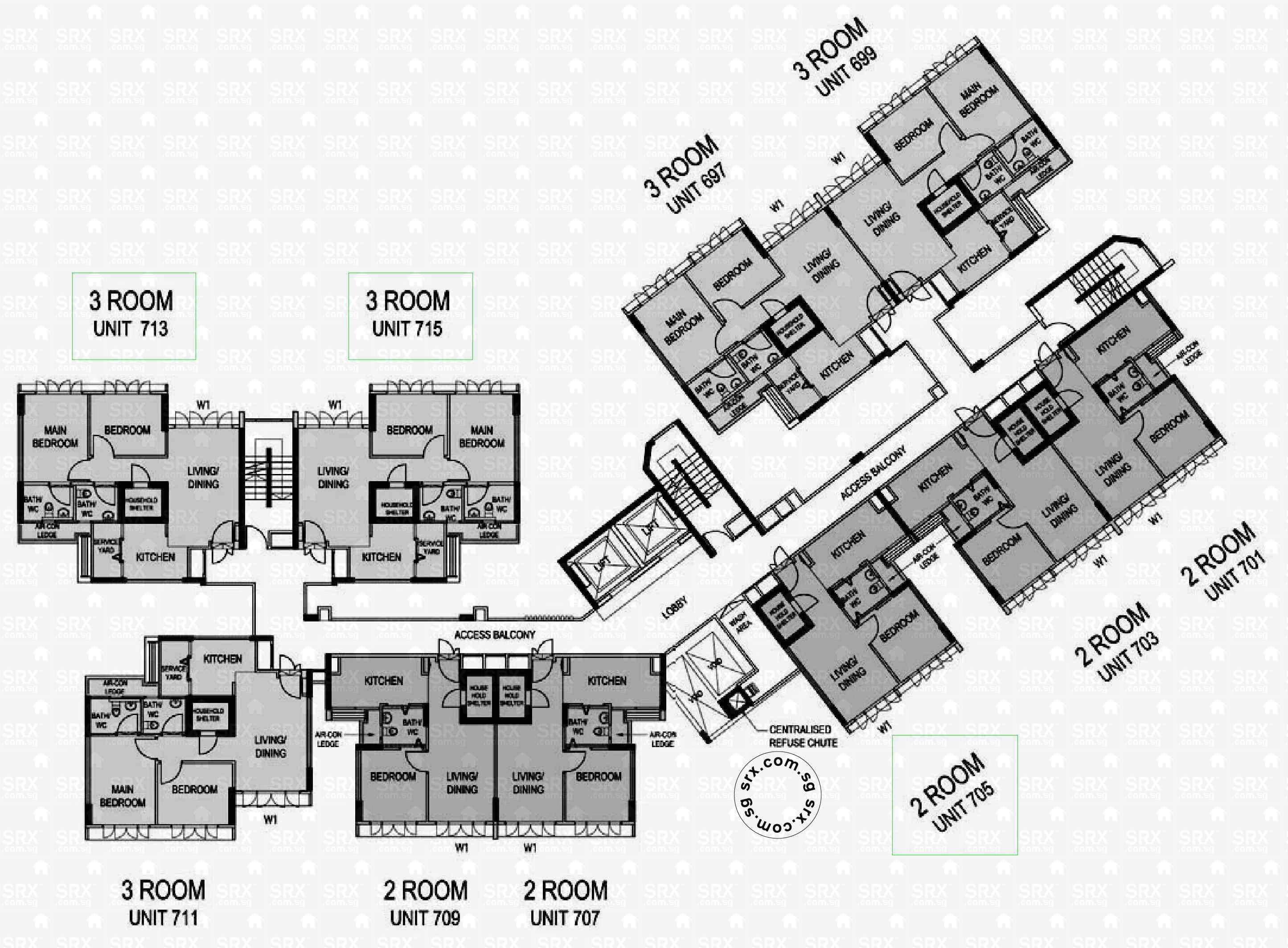 Pasir Ris Street 51 Hdb Details Srx Property
