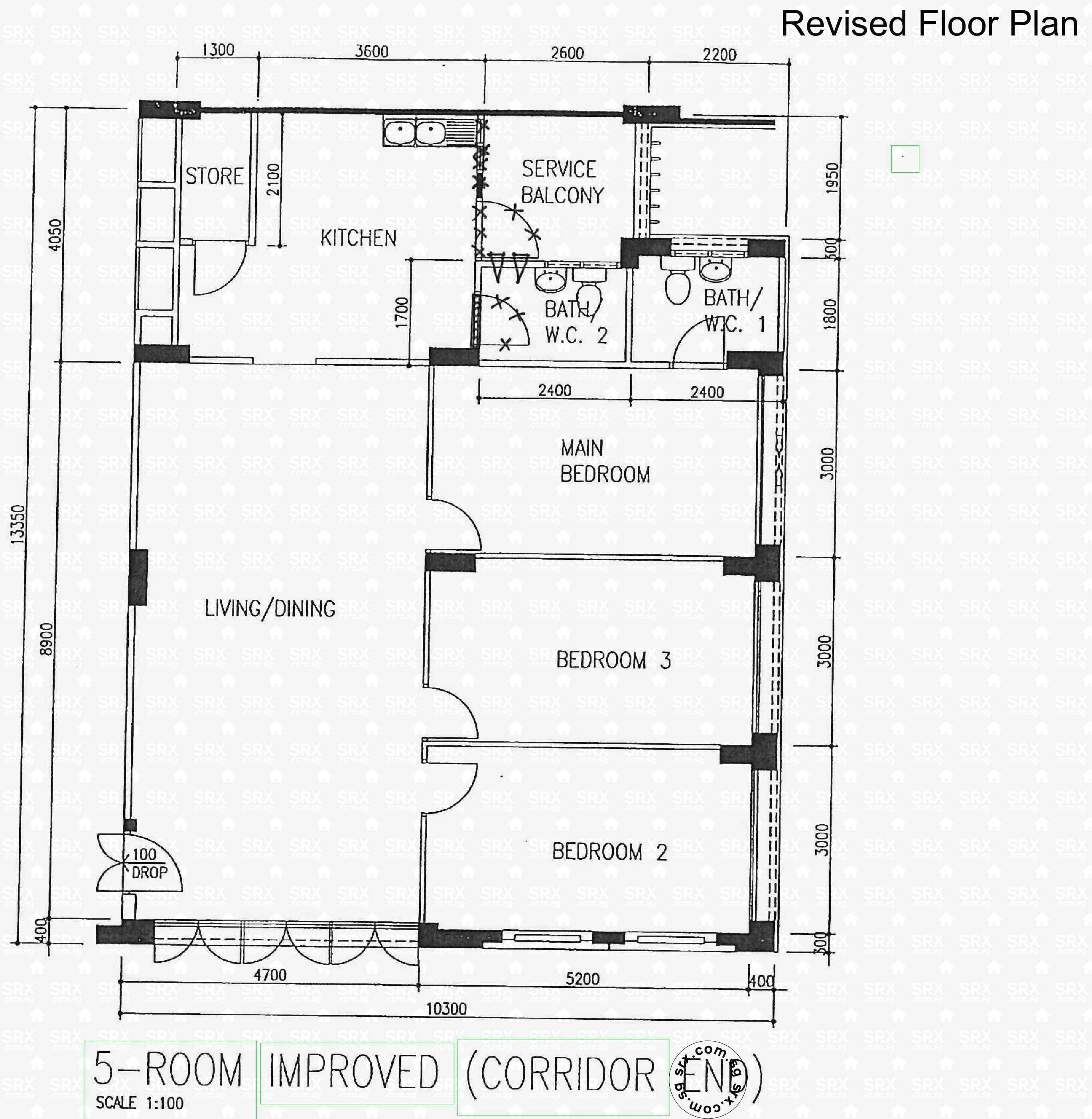 Floor plans for pasir ris street 71 hdb details srx property for Floor plans 761 bay street