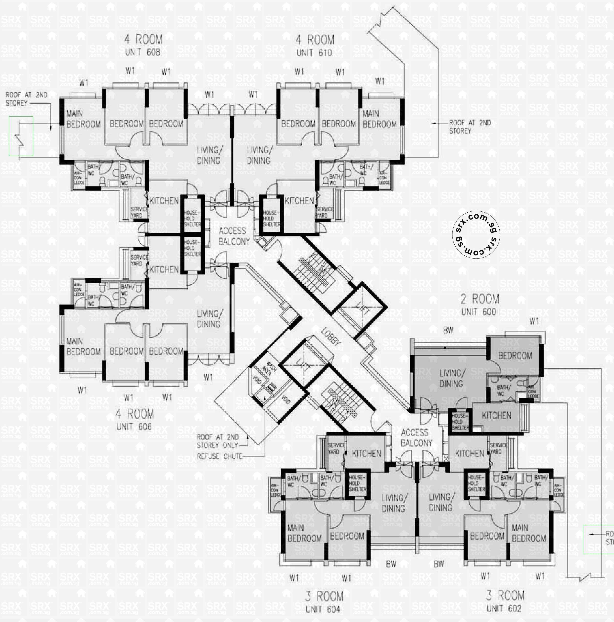 601b Punggol Central S 822601 Hdb Details Srx Property