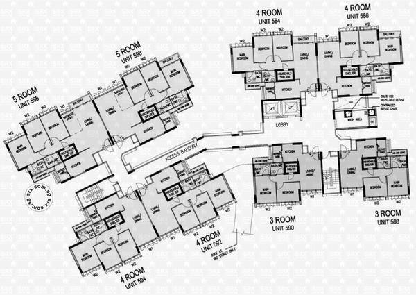 Blk 667A Punggol Drive (Punggol), HDB 4 Rooms #918262