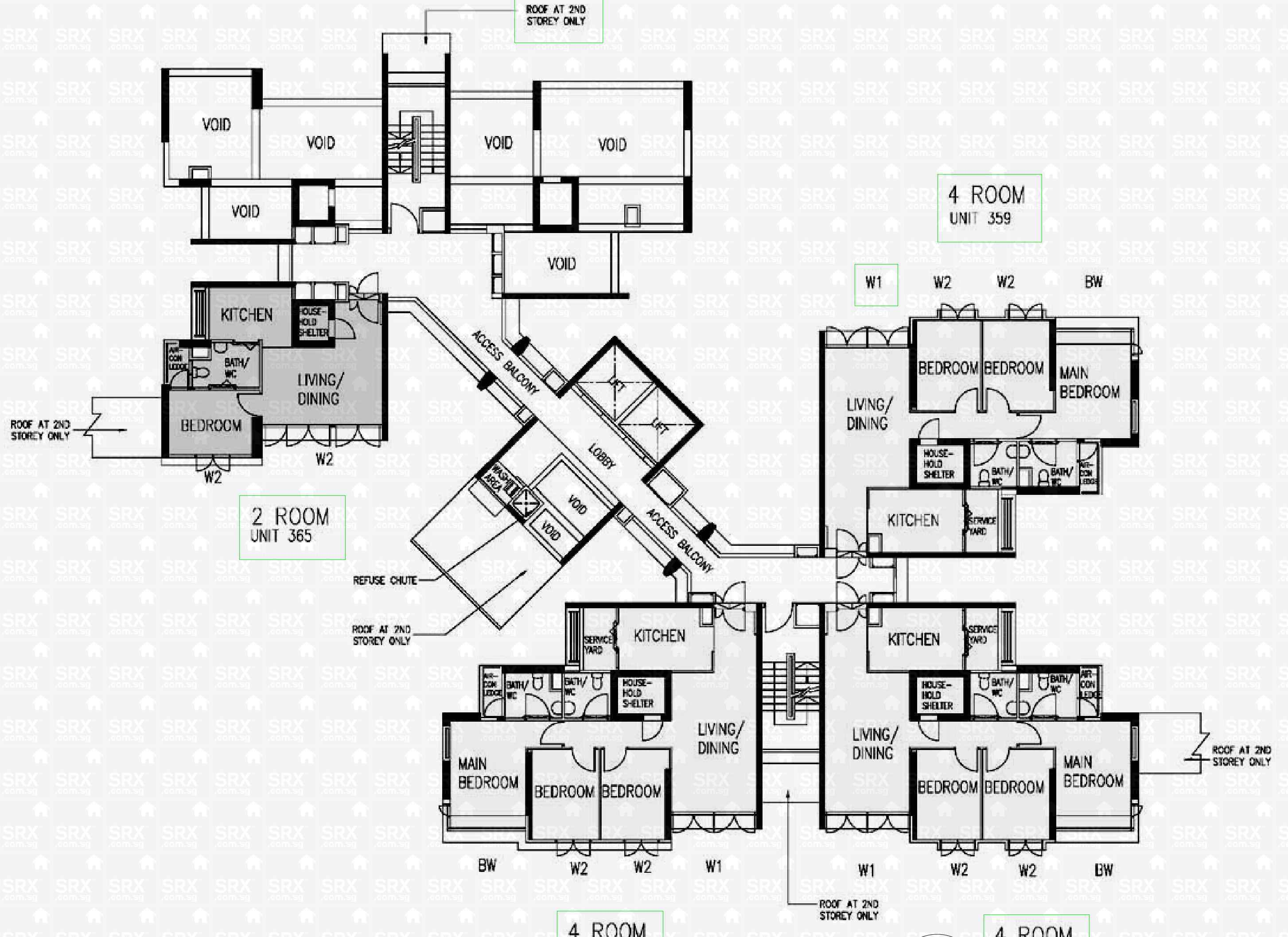 Fernvale Road Floor Plan Image #1