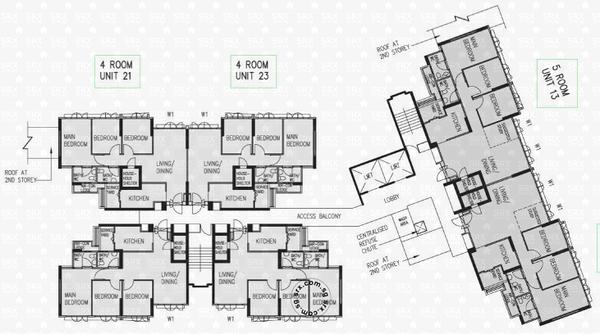 294a compassvale crescent s 541294 hdb details srx property for 1077 marinaside crescent floor plan