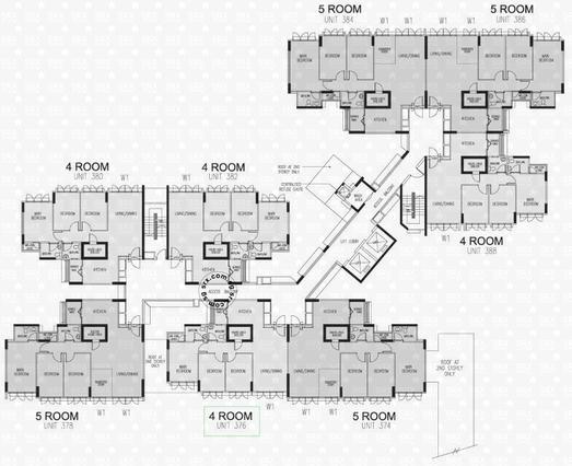 Blk 332C Anchorvale Link (Sengkang), HDB 5 Rooms #606042