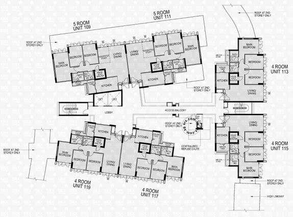 Blk 523D Tampines Central 7 (Tampines), HDB 5 Rooms #506832