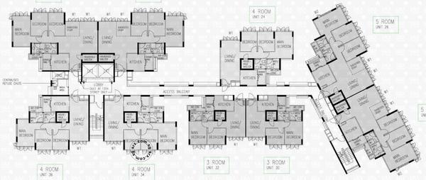Blk 505B Yishun Street 51 (Yishun), HDB 5 Rooms #2571532