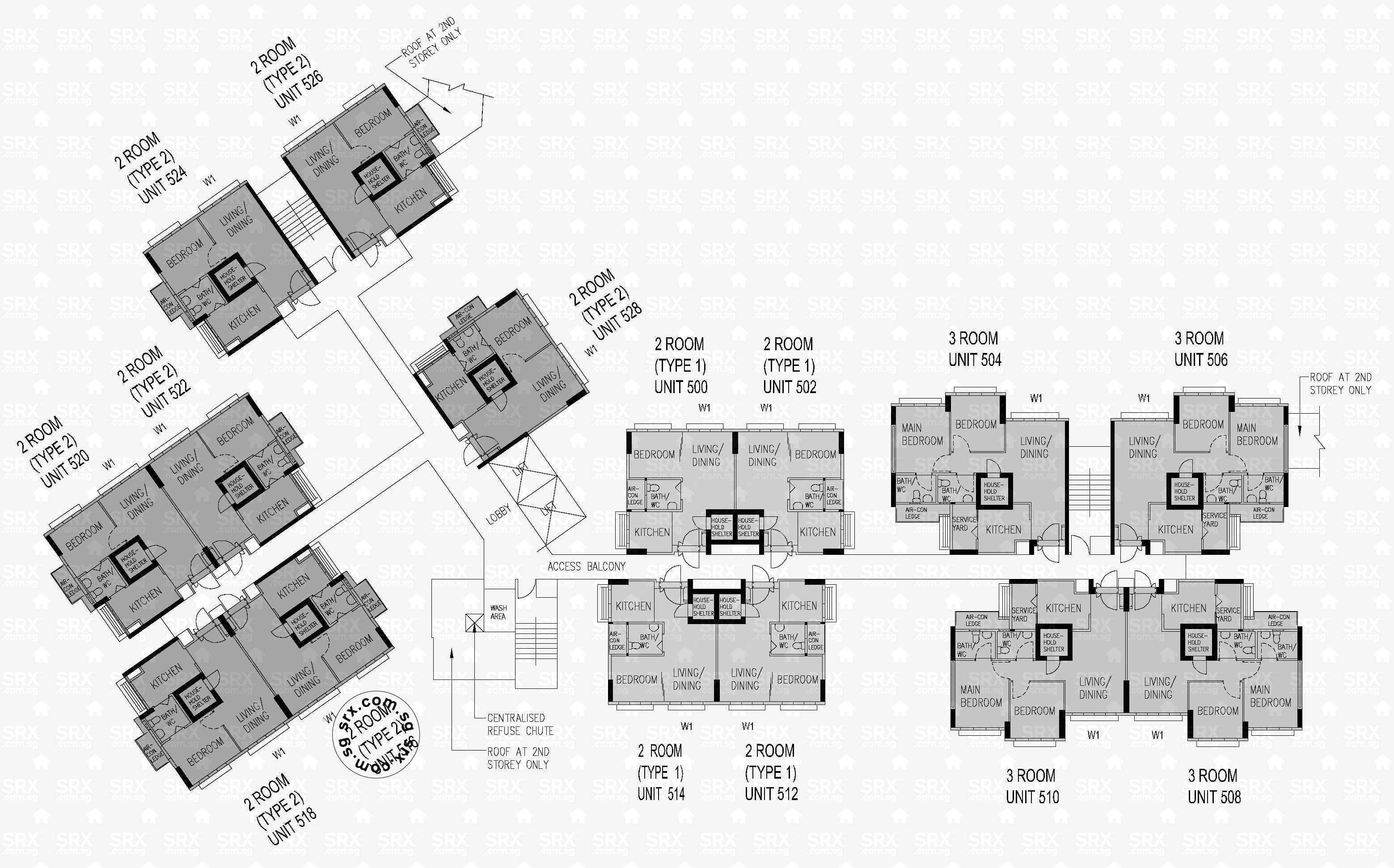 672a Yishun Avenue 4 S 761672 Hdb Details Srx Property