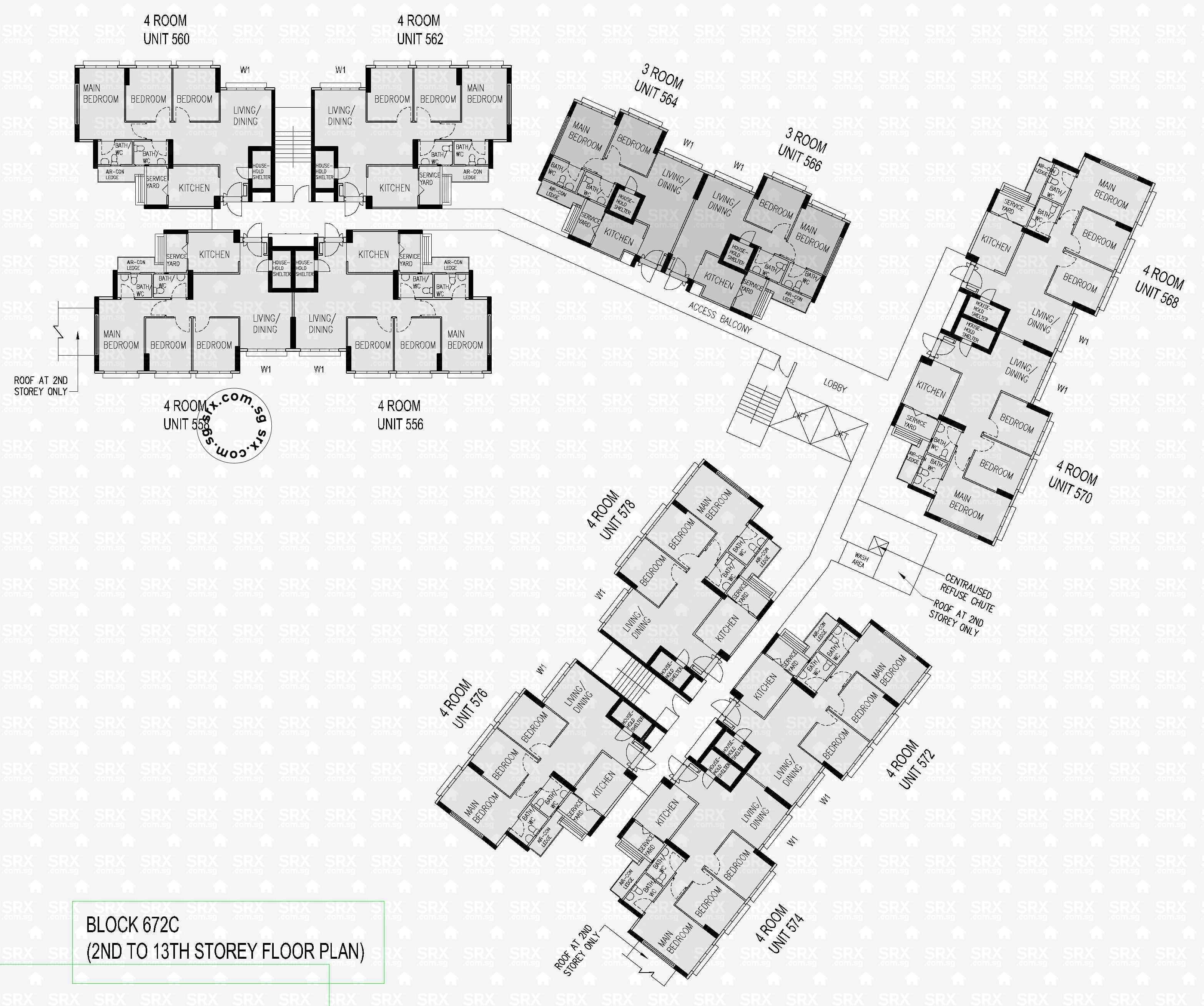 672c Yishun Avenue 4 S 763672 Hdb Details Srx Property
