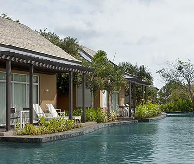 Villas at Be Grand Resort, Panglao Island