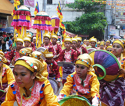 Kadayawan celebrations in Davao City