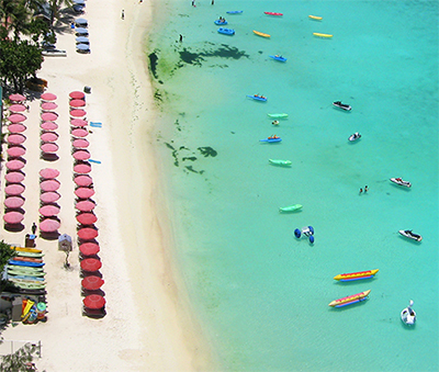 Tumon Bay Beach, Guam