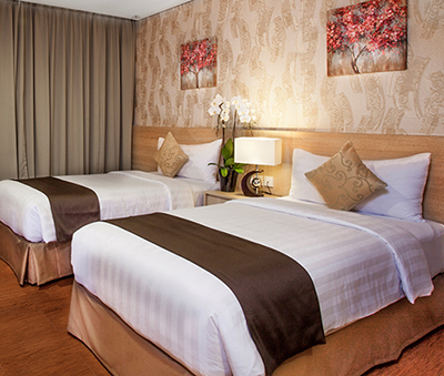 Double room, Days Hotel & Suites Jakarta Airport