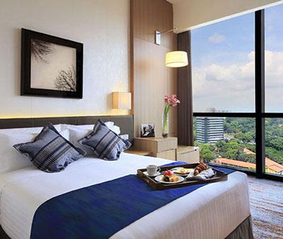 Crystal Club Room, Park Hotel Alexandra