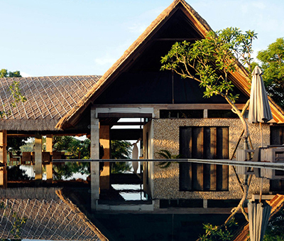 Tropical villa in Bali (Photo: Airbnb)