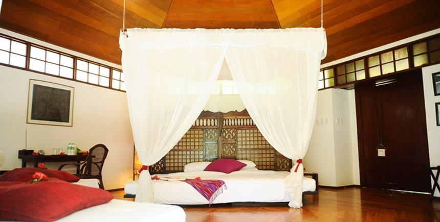 The Digital Detox Villa at Mandala Spa and Resort Villas, Boracay