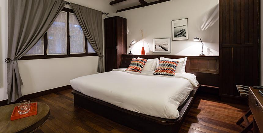 Classic Room, Heritage Suites Hotel