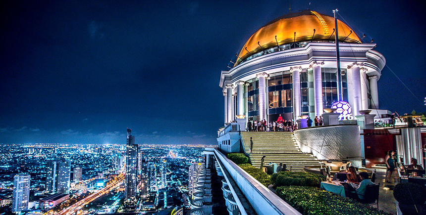 7 rooftop bars with amazing views in Asia-Pacific - Smile ...