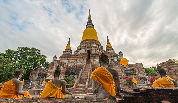 7 fascinating day trips from Bangkok - waytogo